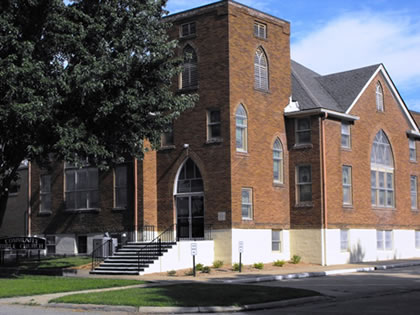 Community Bible Church - Abilene, KS